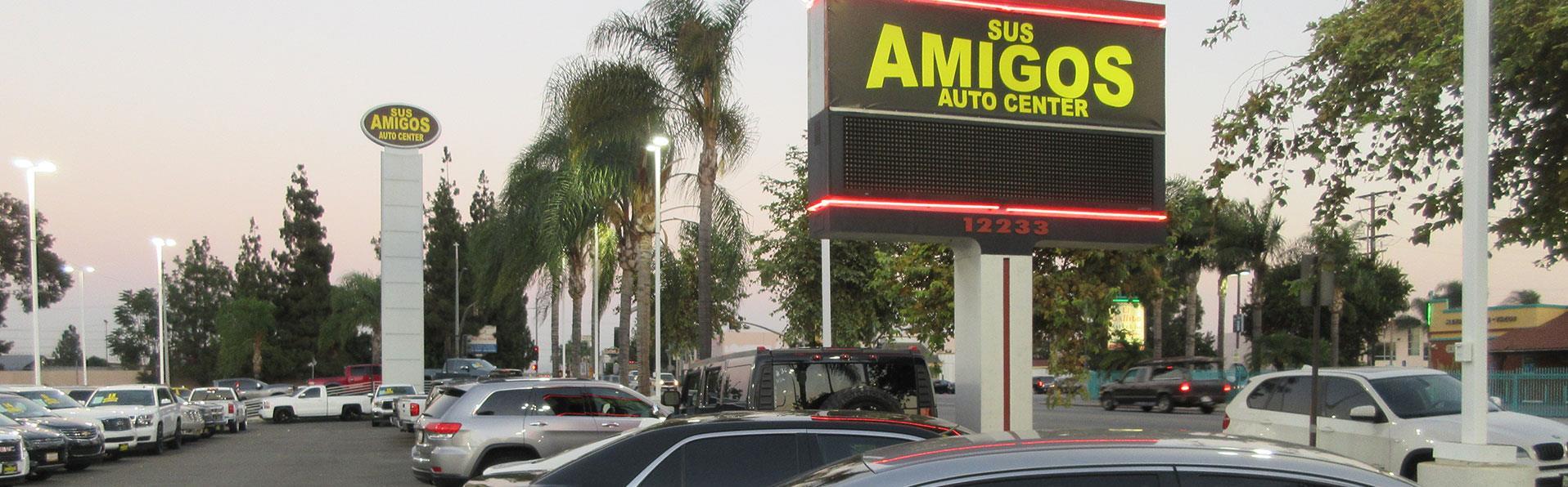 Amigos Auto Sales >> Used Cars El Monte Ca Used Cars Trucks Ca Sus Amigos