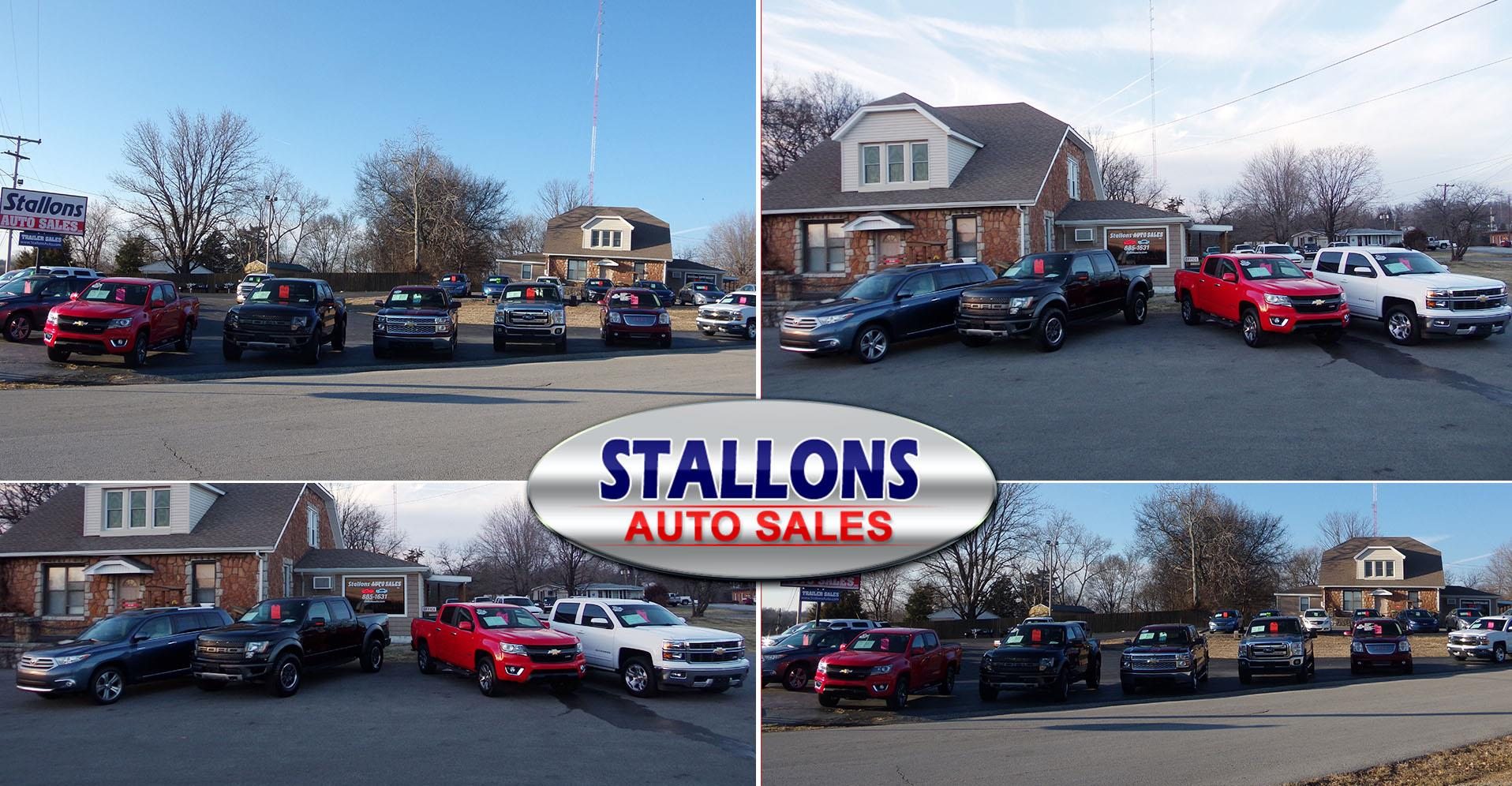 Toyota Of Hopkinsville >> Stallons Auto Sales | Used Vehicles in Hopkinsville, KY