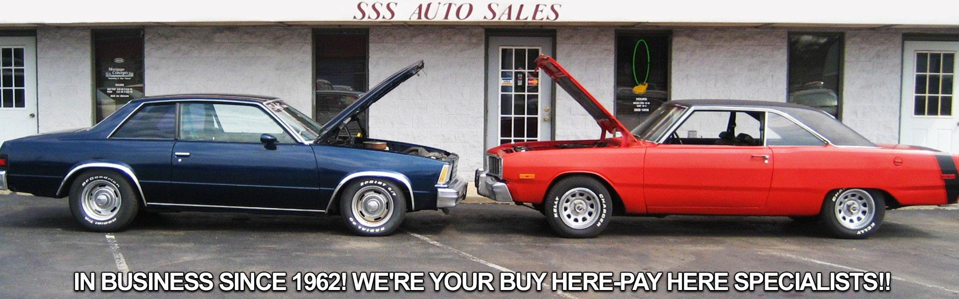 Muncie Car Dealers >> Used Cars Muncie In Used Cars Trucks In Sss Auto Sales