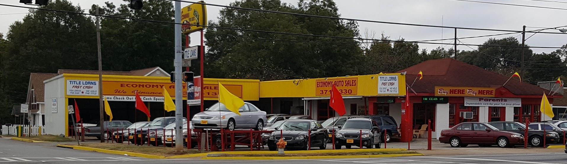 Used Cars Decatur GA   Used Cars & Trucks GA   Economy Auto