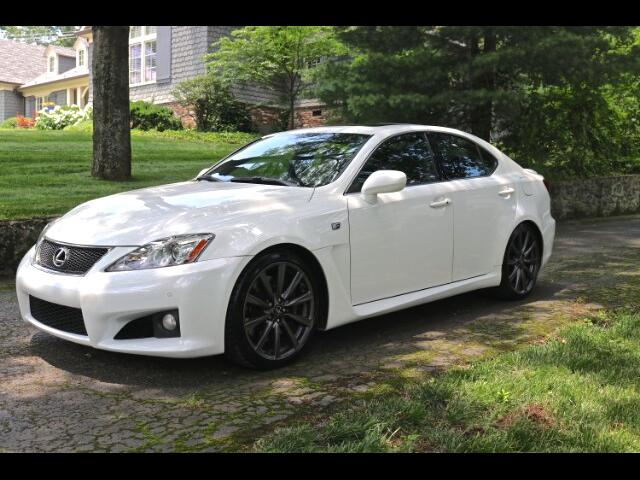 2008 Lexus IS F 8-Speed Direct