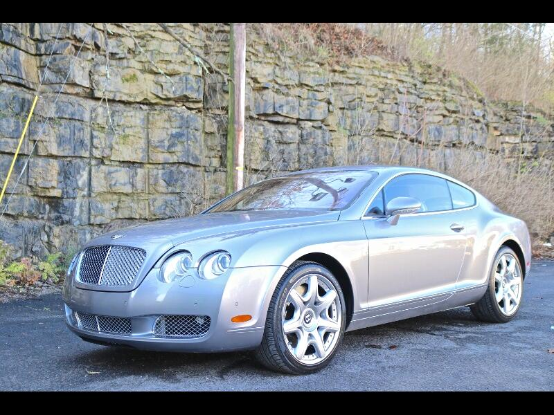 2006 Bentley Continental GT 2dr Cpe Speed