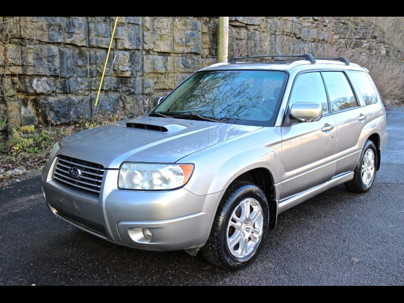 2006 Subaru Forester 2.5XT Limited