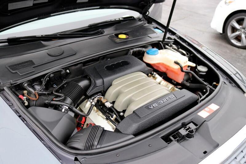 2006 Audi A6 Avant 3.2 with Tiptronic