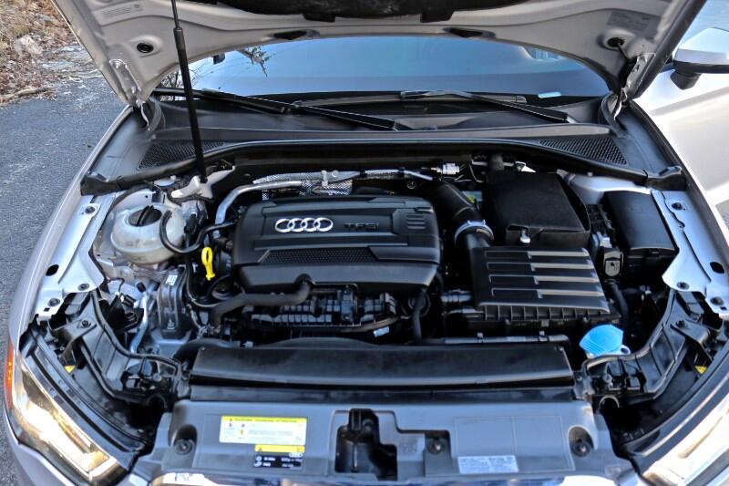2015 Audi A3 2.0T Premium Sedan quattro S tronic