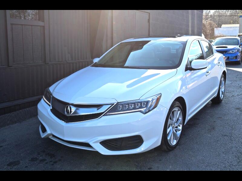 2016 Acura ILX 8-Spd AT w/ Premium & A-SPEC Packages