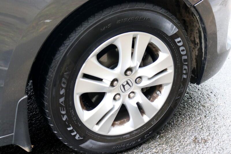 2009 Honda Accord LX-P Sedan