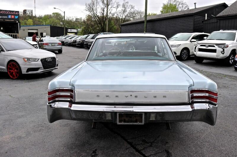 1967 Chrysler New Yorker