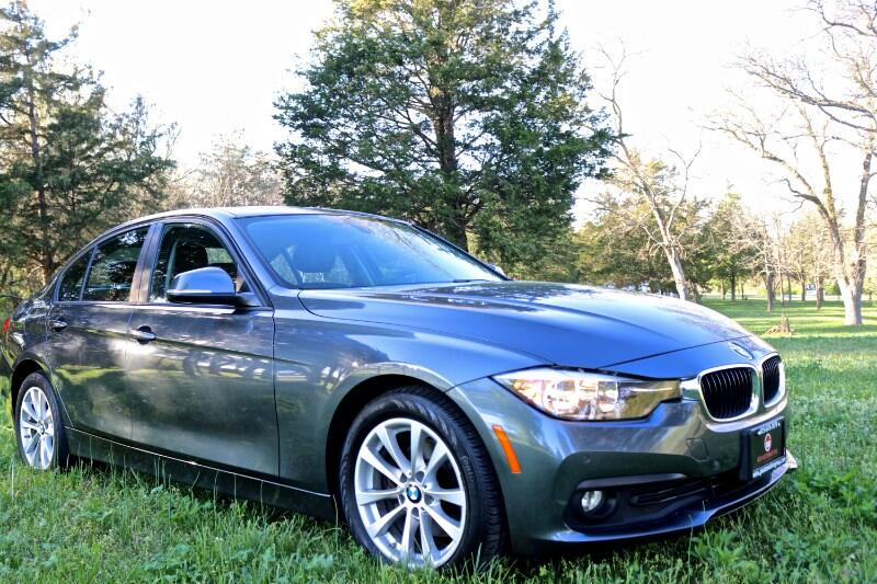 BMW 3-Series 320i xDrive Sedan 2016