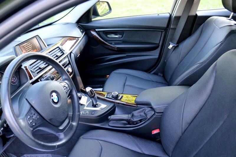 BMW 3-Series 320i xDrive Sedan 2016