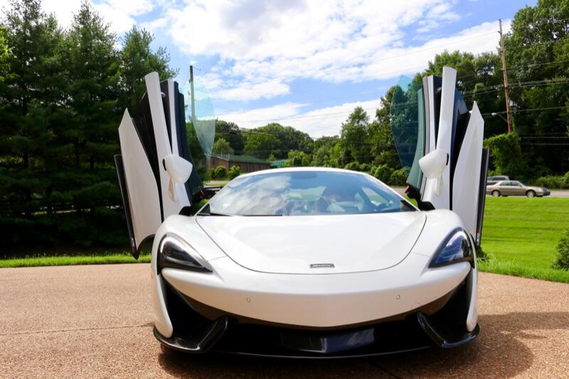 McLaren 570s  2016
