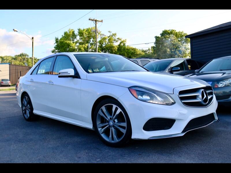 2014 Mercedes-Benz E-Class LUXURY
