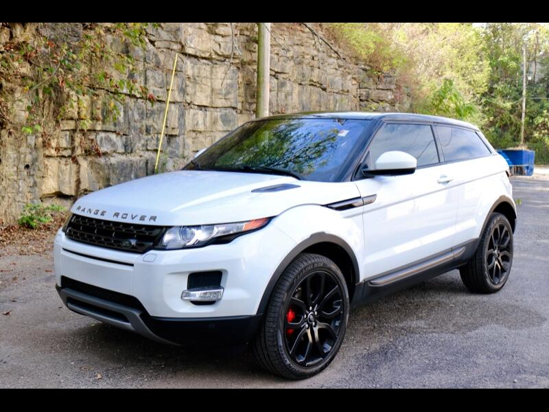 Land Rover Range Rover Evoque Pure Plus 3-Door 2015