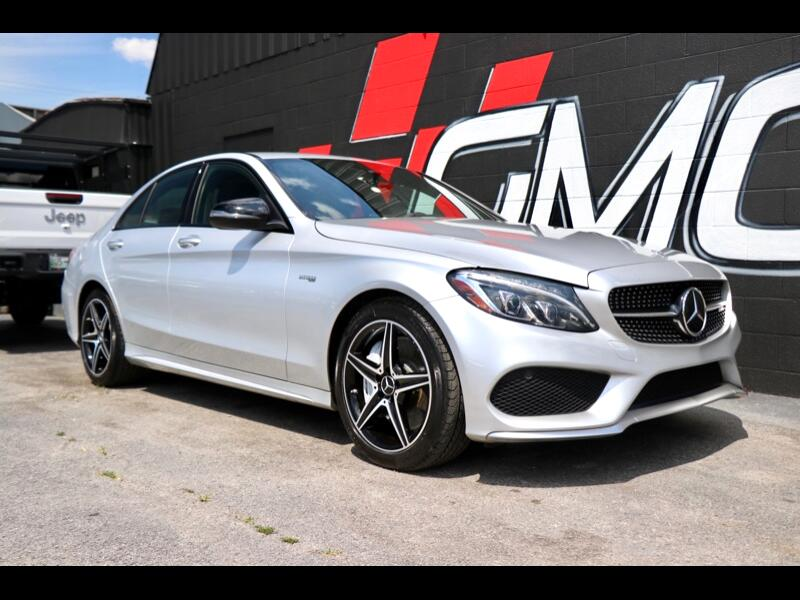 Mercedes-Benz C-Class AMG C43 Sedan 2017