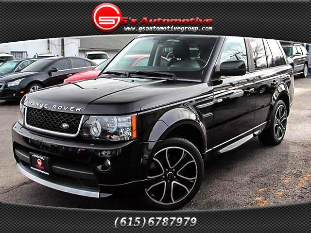 2013 Land Rover Range Rover Sport Limited Edition GT