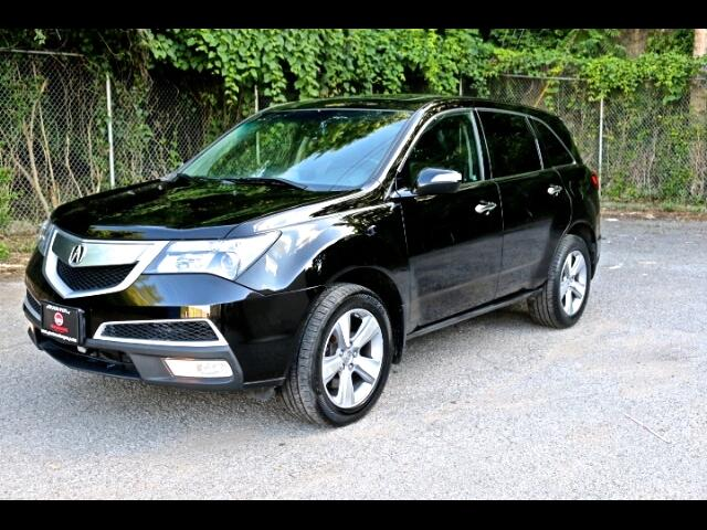 2011 Acura MDX SH-AWD 6-Spd AT w/Tech Package