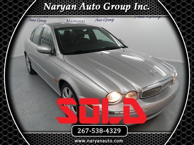 2006 Jaguar X-Type sedan 4 dr