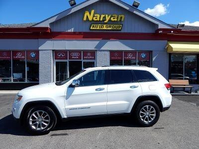 2014 Jeep Grand Cherokee Utility 4D Limited 4WD