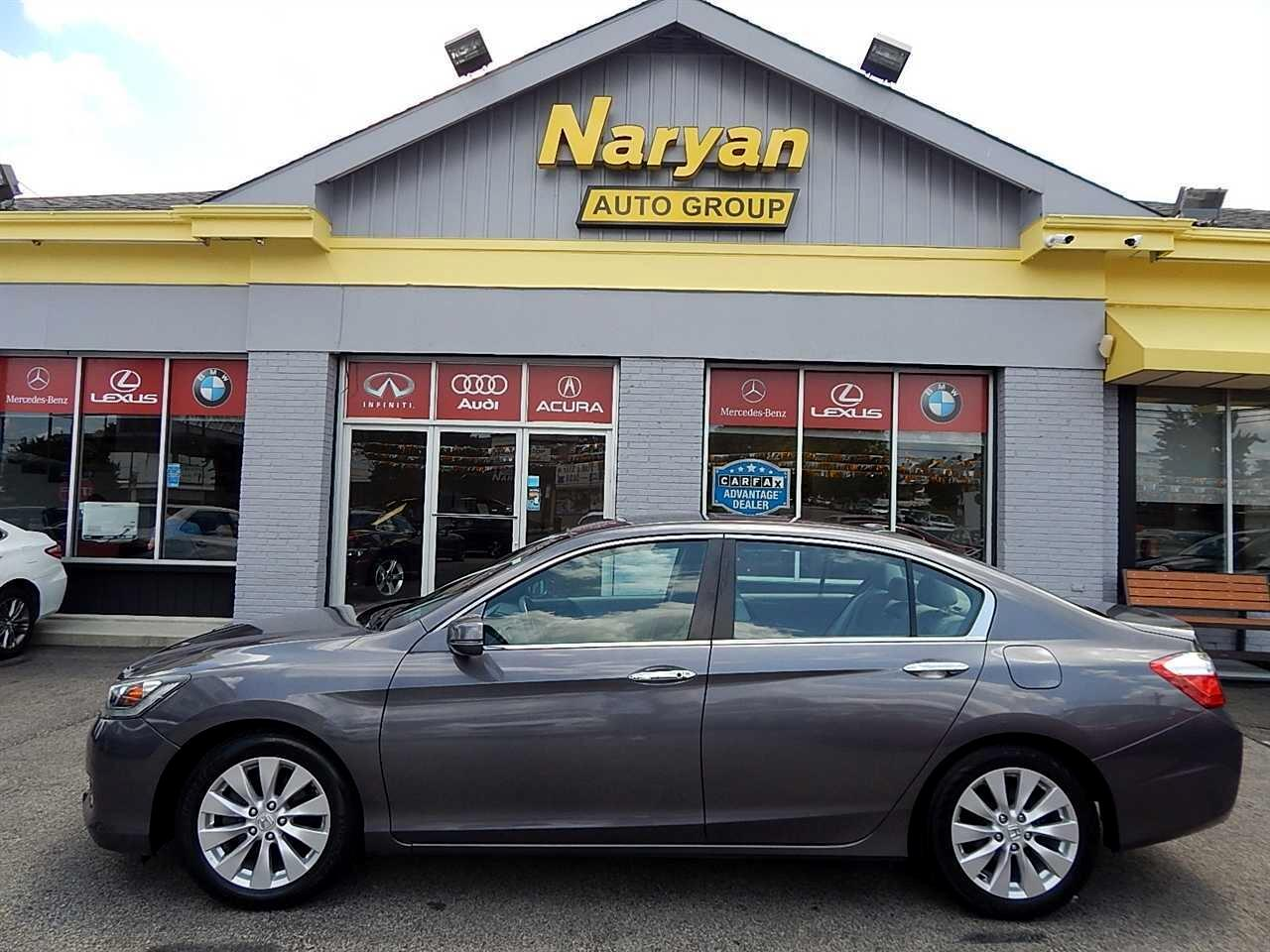 2014 Honda Accord Sedan 4D EX-L I4