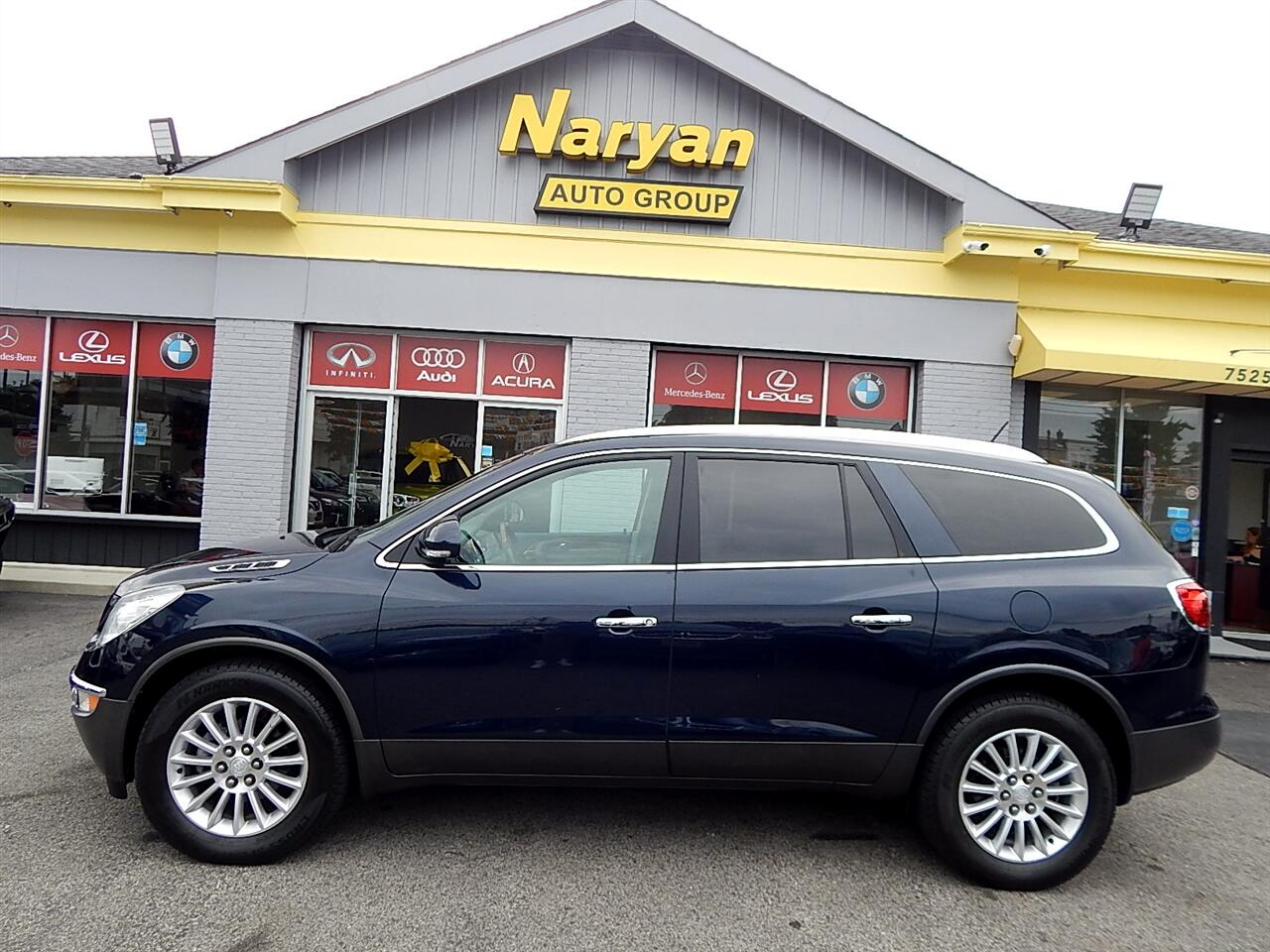 2012 Buick Enclave Utility 4D Leather AWD
