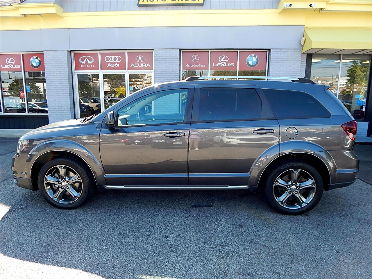 2015 Dodge Journey Utility 4D Crossroad 2WD I4