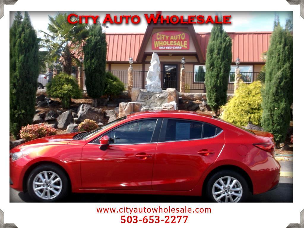 2015 Mazda MAZDA3 i Touring AT 4-Door