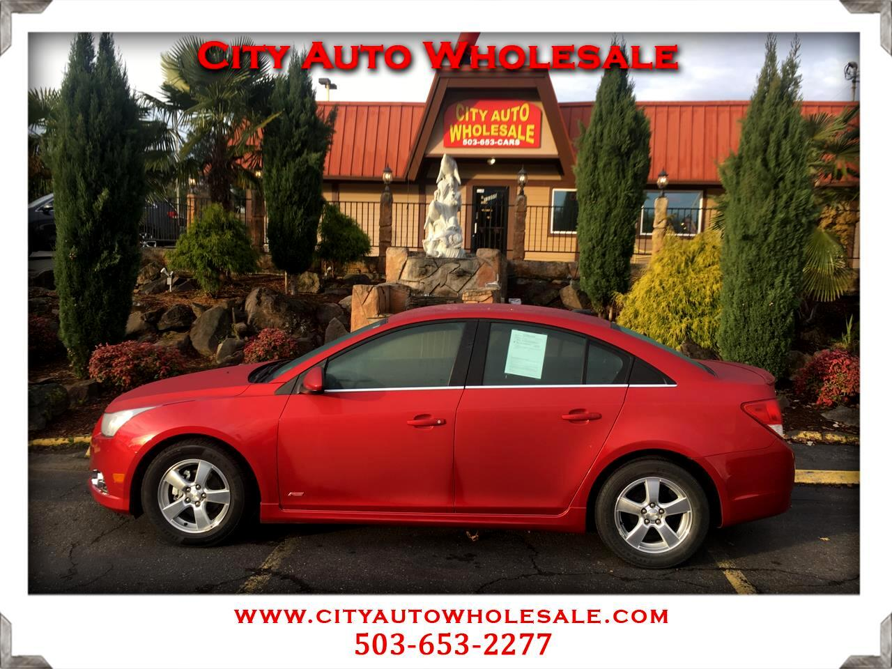 2014 Chevrolet Cruze 1LT Manual