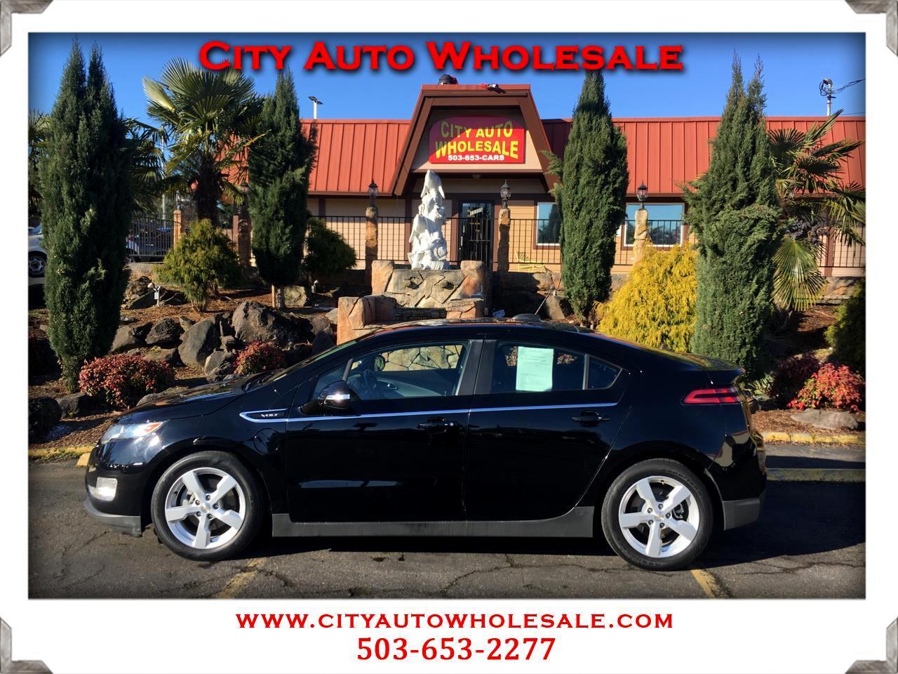 Chevrolet Volt Premium w/ Navigation 2015