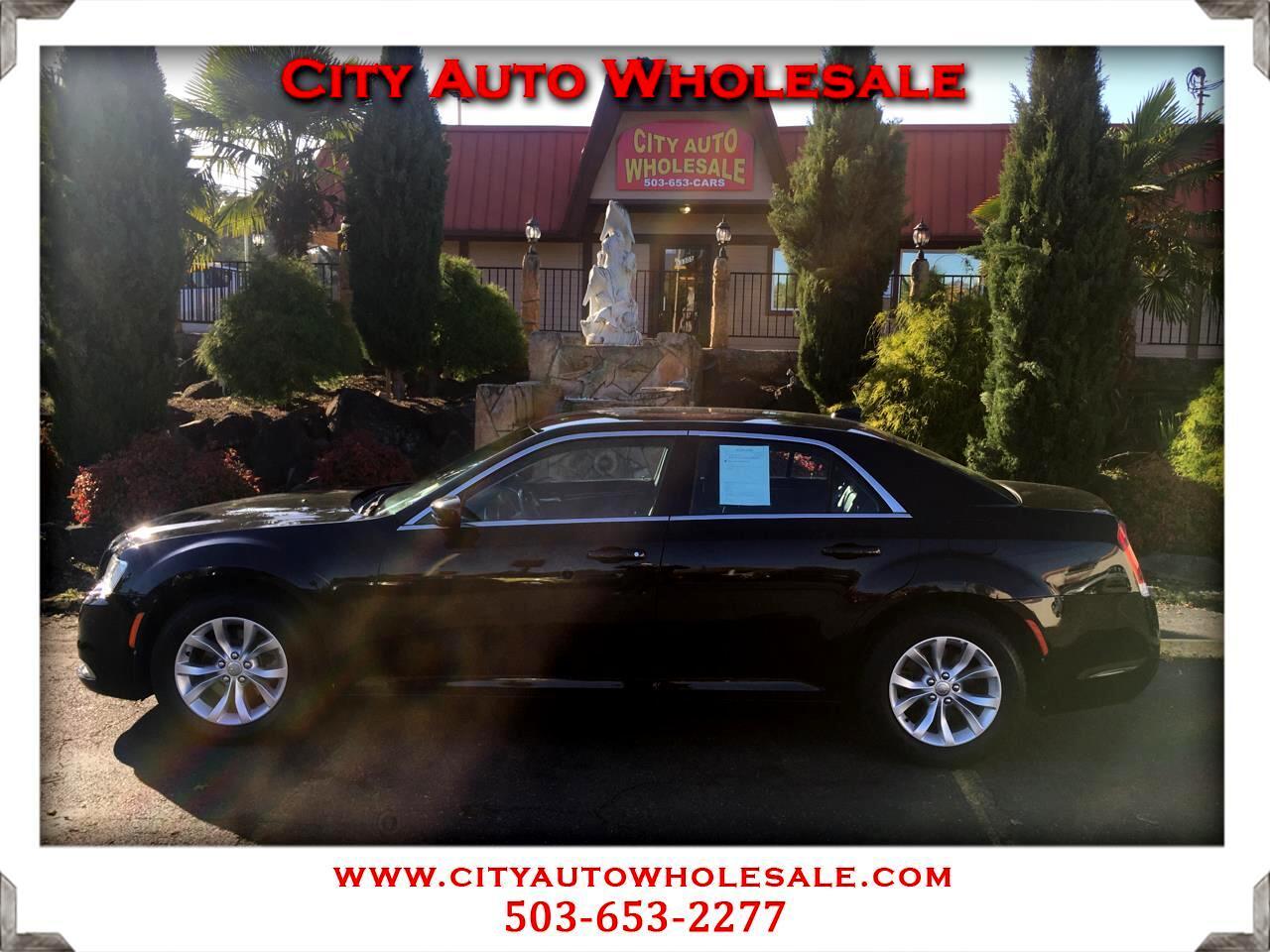 Chrysler 300 Limited RWD 2015