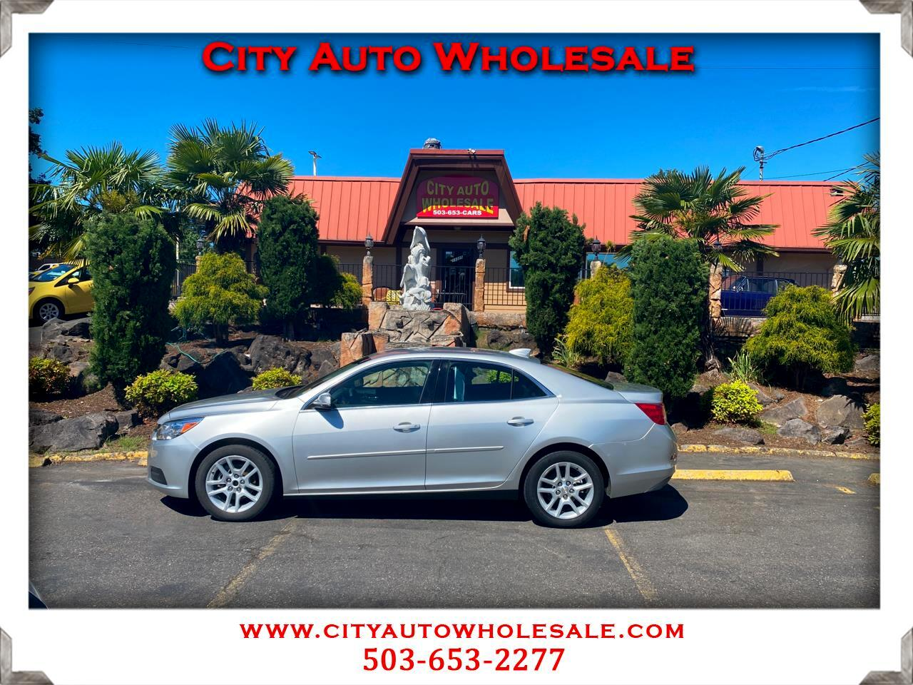 Chevrolet Malibu Limited 1LT 2016