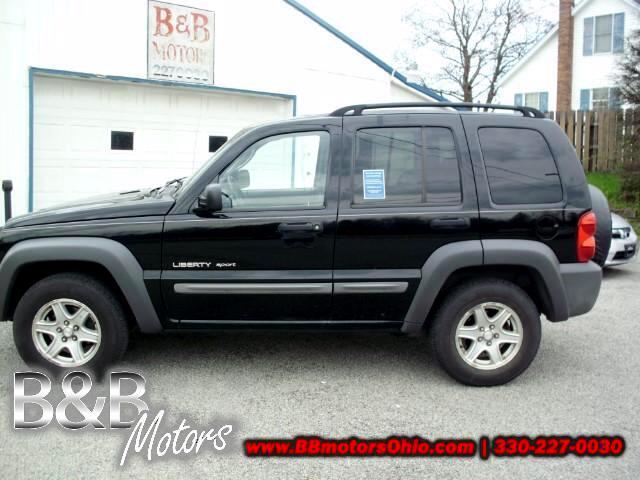 2003 Jeep Liberty Sport 4WD