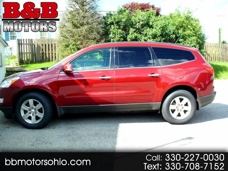 2010 Chevrolet Traverse AWD 4dr LT Cloth w/1LT