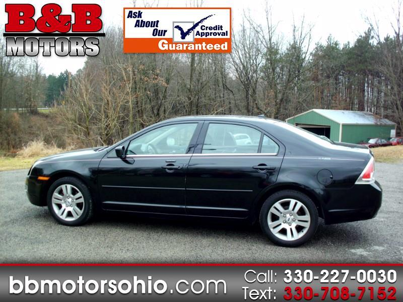 Ford Fusion V6 SEL 2009