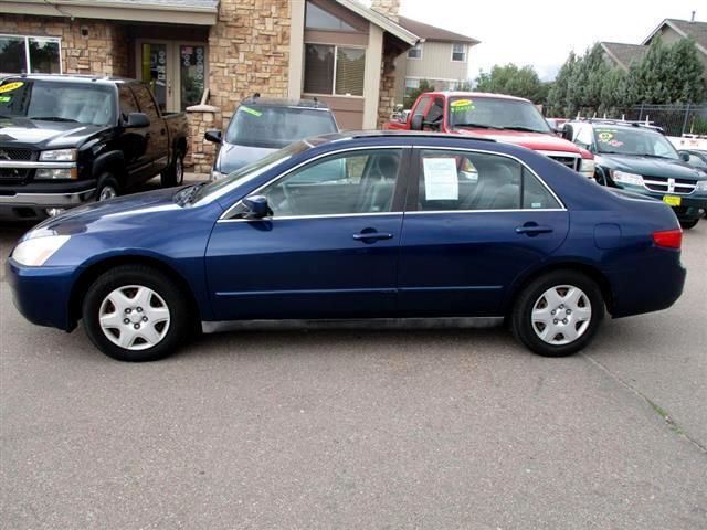 2005 Honda Accord LX sedan