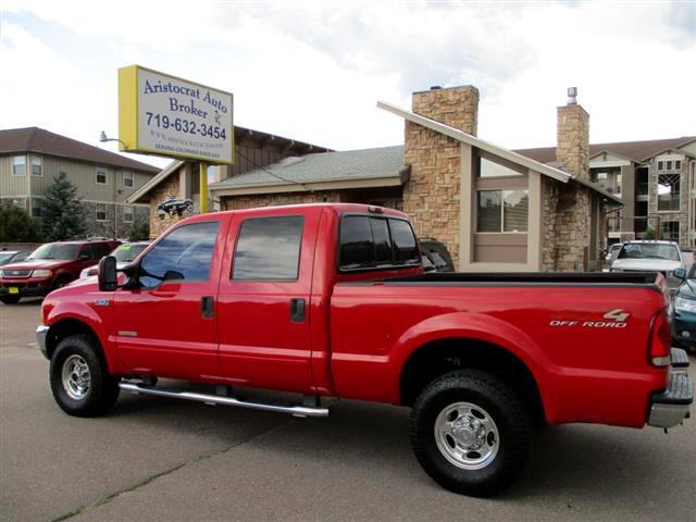 2003 Ford F-250 SD XL Crew Cab 4WD