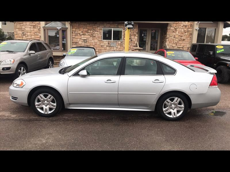 2016 Chevrolet Impala Limited 4dr Sdn LT Fleet