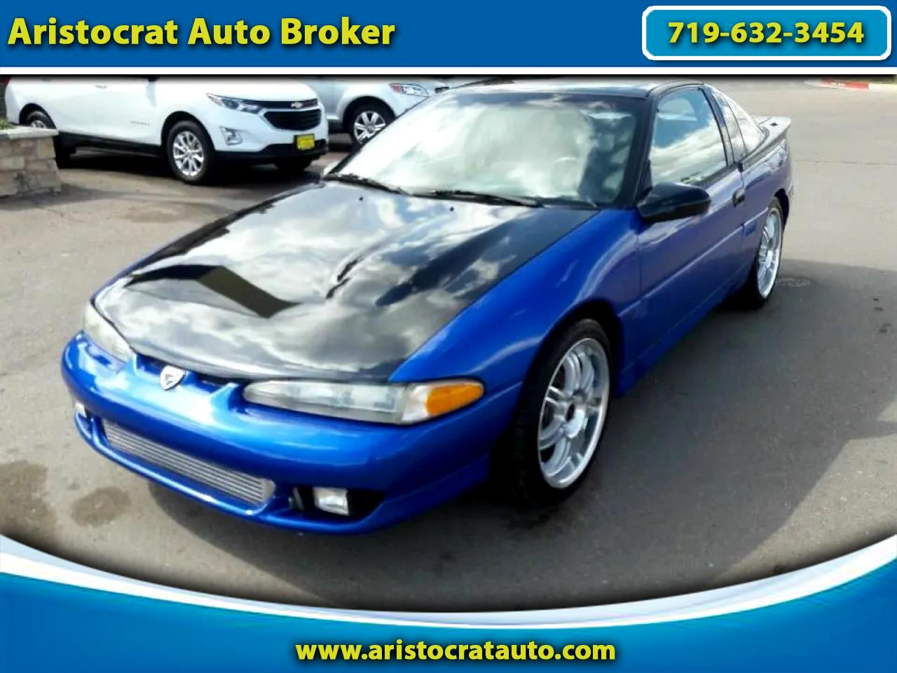 Eagle Talon 2dr Coupe TSi Turbo AWD 1992