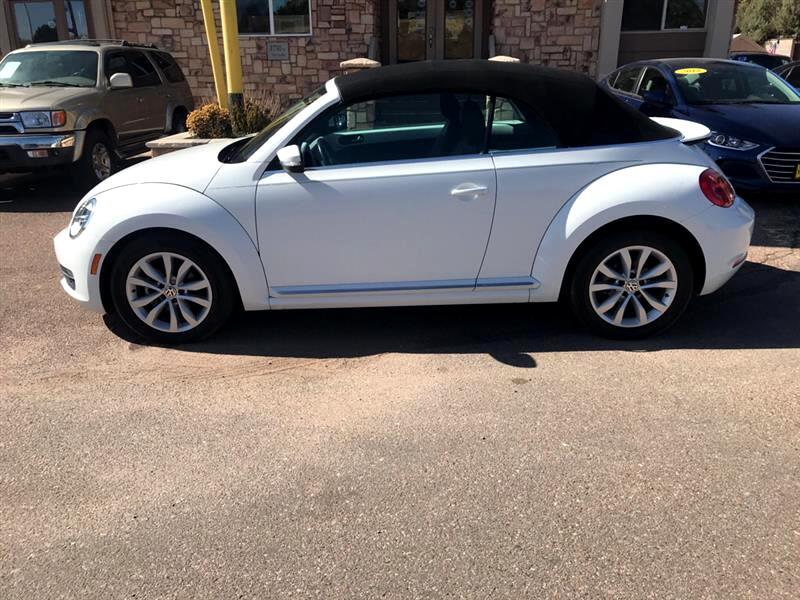 2015 Volkswagen Beetle Convertible 2dr DSG 2.0L TDI w/Sound/Nav *Ltd Avail*