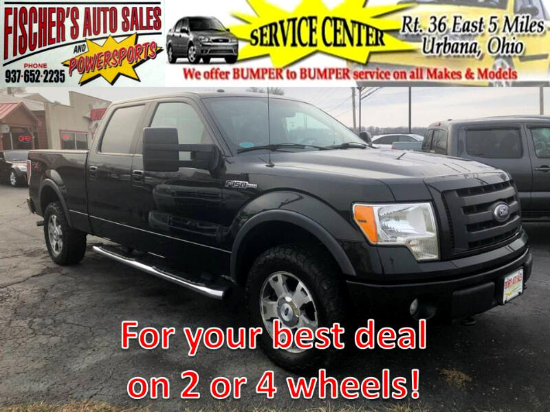 2010 Ford F-150 FX4 Super Crew 4WD