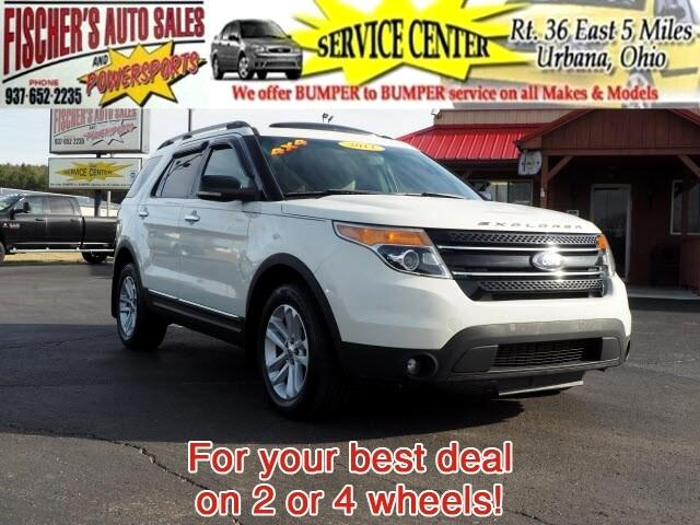 Ford Explorer XLT 4WD 2011