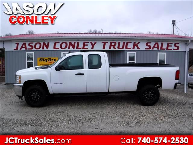 Chevrolet Silverado 3500HD Work Truck Ext. Cab Long Box 2WD 2013