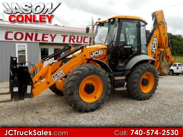2015 JCB 4CX BACKHOE