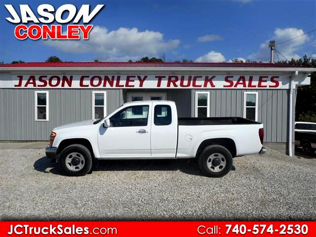 2012 GMC Canyon 4WD Ext Cab Work Truck