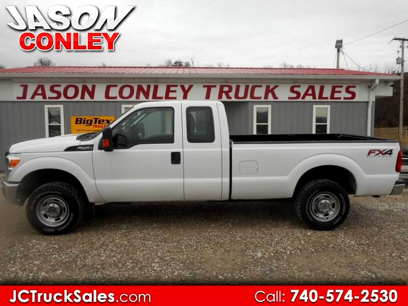 2013 Ford Super Duty F-250 SRW 4WD SUPERCAB XL FX4