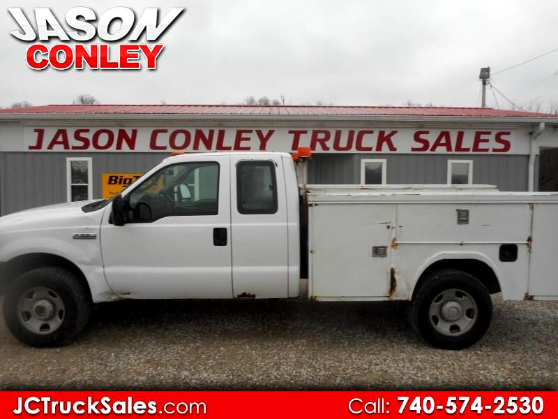 2005 Ford Super Duty F-350 SRW SuperCab 162