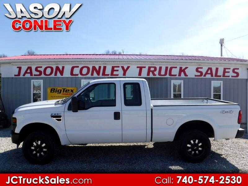 "2009 Ford Super Duty F-250 SRW 4WD SuperCab 142"" Lariat"