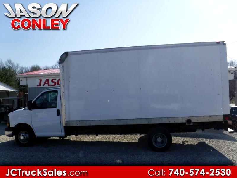 2013 Chevrolet Express Commercial Cutaway 3500 Van 177