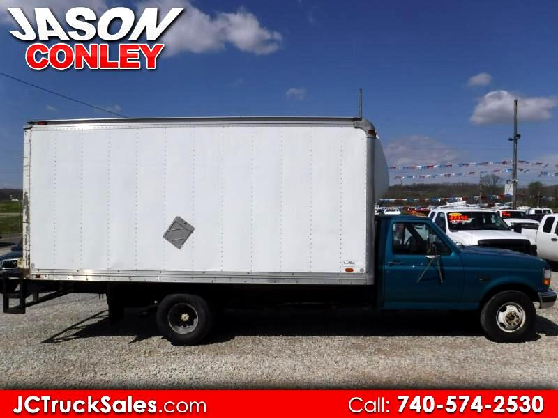1996 Ford F-350 Chassis Cab Reg Cab 137