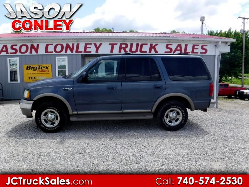 "Ford Expedition 119"" WB Eddie Bauer 4WD 2000"