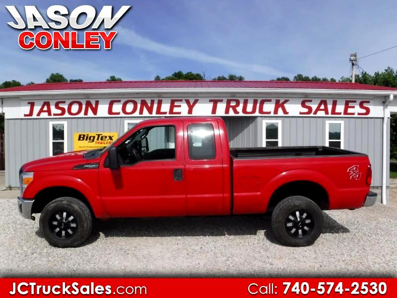 2013 Ford Super Duty F-250 SRW 4WD SuperCab 142